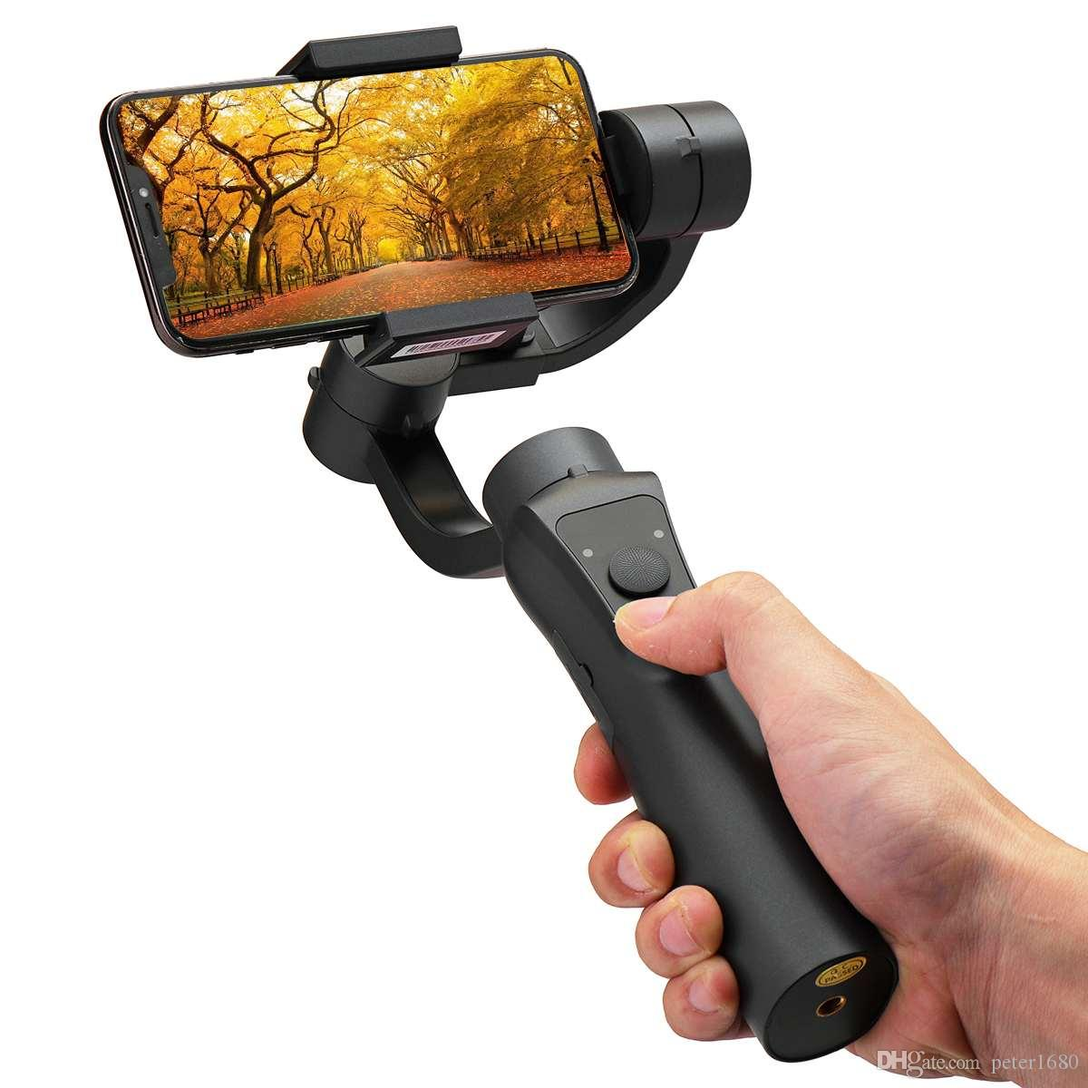 Handheld Camera Gimbal Stabilizer for Smartphone