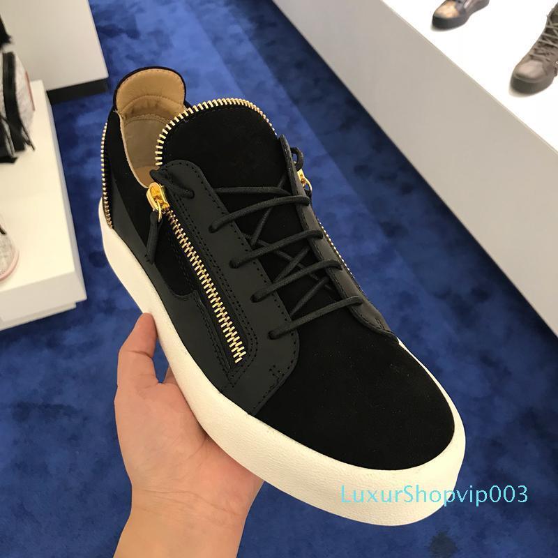heiße klassische Designer-Männer der Qualitätsleder Low Top Sneaker Geschwindigkeit Trainer Rennen Läufer Superstars Schuhe