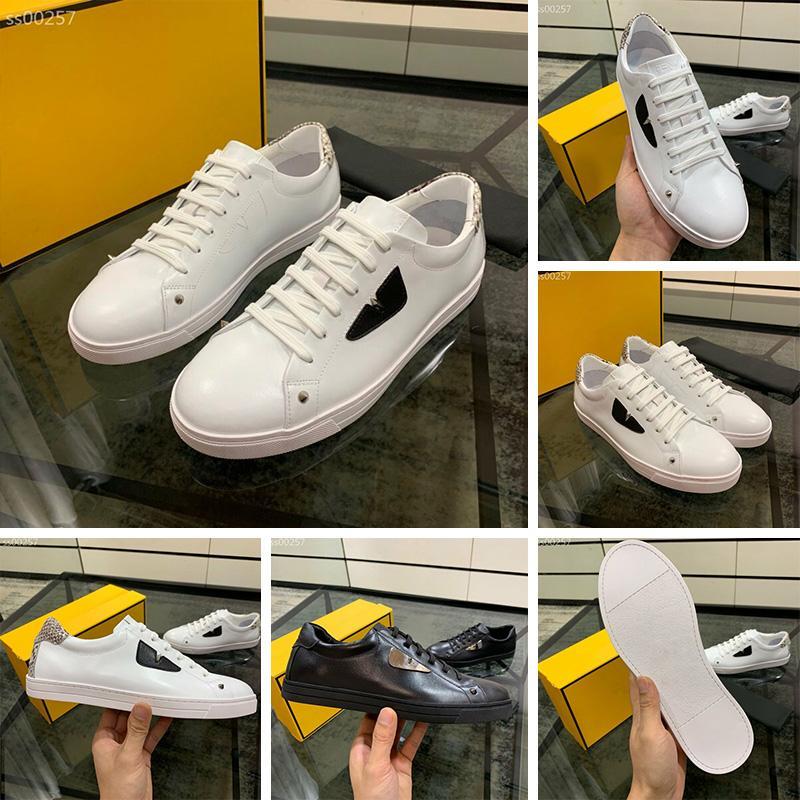 Alta calidad de lujo de zapatos casuales para hombre de fondo plano de las zapatillas de deporte al aire libre de formación de jogging zapatillas de deporte de la manera salvaje Hombres Type4