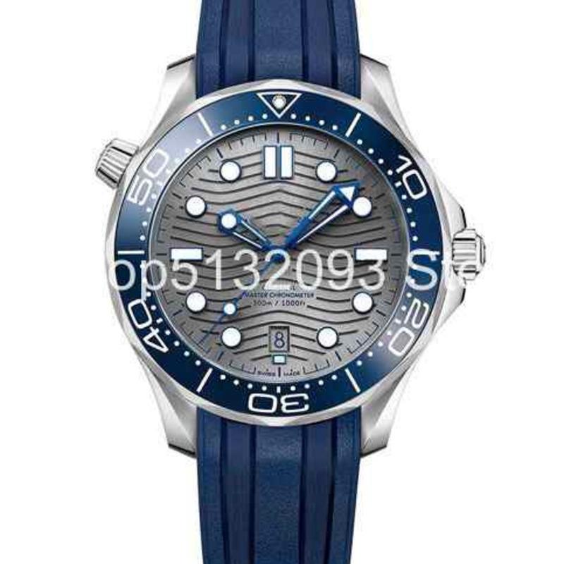 Heiße Verkäufe Hippocampale Series Herren-Uhren Automatik Herrenuhr 300M-Bewegung Uhr-Faltschliesse Armbanduhr