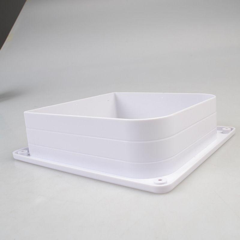 ABS пластик, откидная крышка с акриловым дефлектора белая домашняя кошка собака безопасности двери 4 way замком котенок щенок животное ворота 3 размер SML