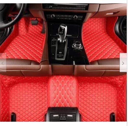 Auto Fußmatte Für Mercedes-Benz CLK (C209 / A209) 2008-2014 Geruchsneutral zu reinigen