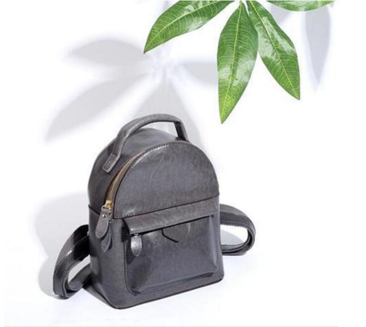 Federn Rucksack Druck Mode Mini 2020 Rucksack Kinder Frauen Leder Palm Schultaschen 41562 Designer qcjbt
