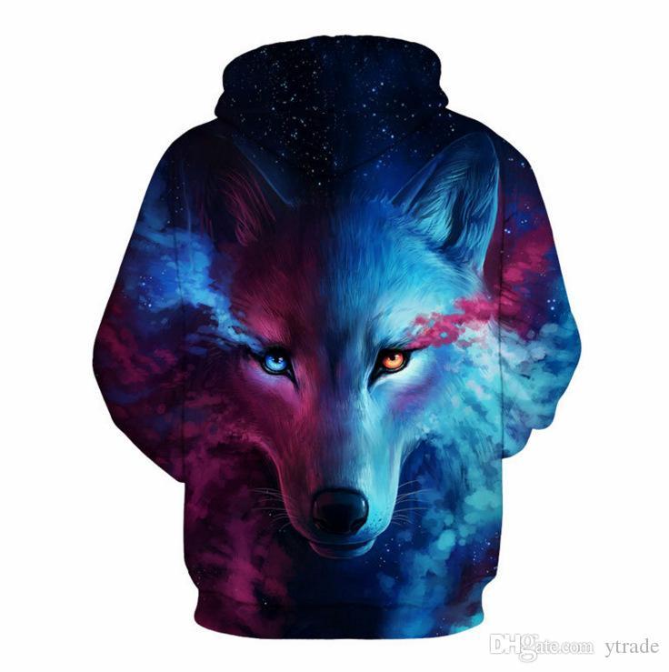 Mode 3D Imprimer Sweats à capuche Sweat-shirt unisexe Casual Taille Plus Automne Hiver Streetwear Outdoor Wear Femmes Hommes hoodies 030