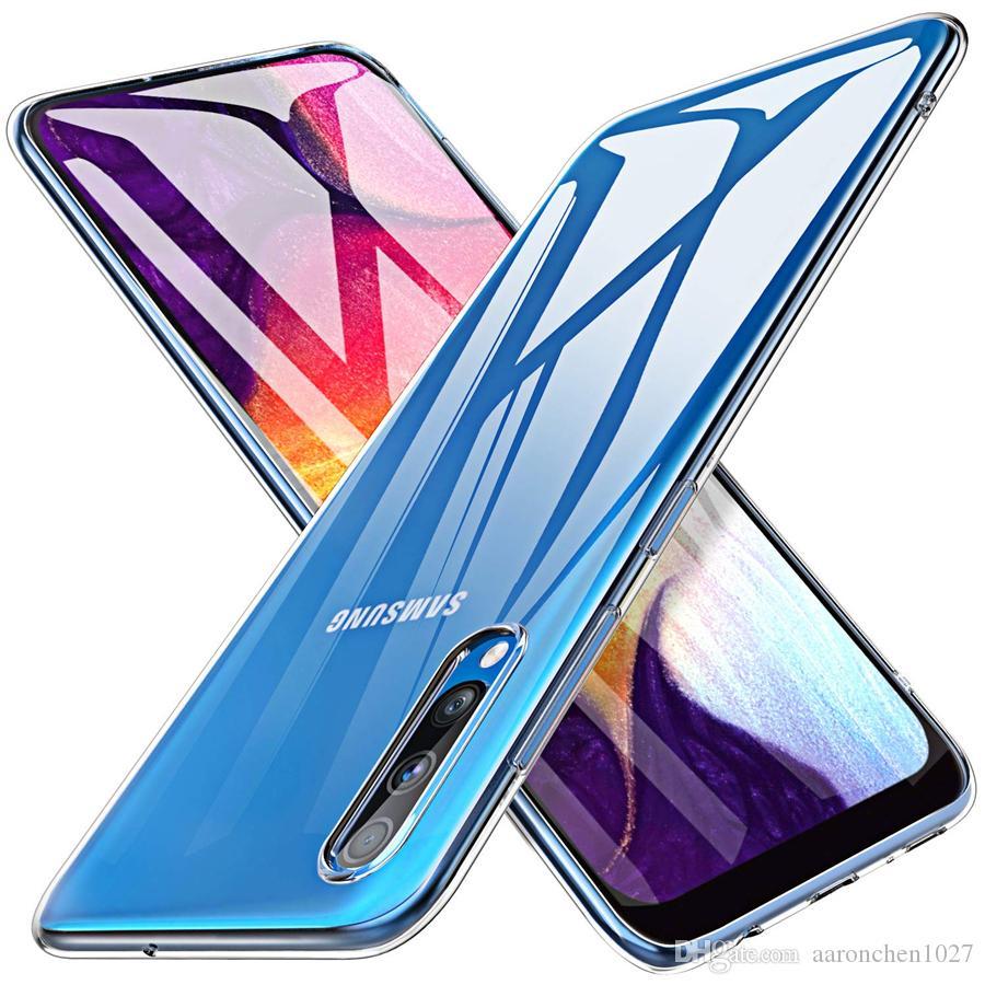 Silicone Soft TPU Case for Samsung Galaxy M30s A10 A20 A30 A40 A50 A60 A70 A80 A90 Protector Cover Case for Samsung Galaxy S10 10e note 10