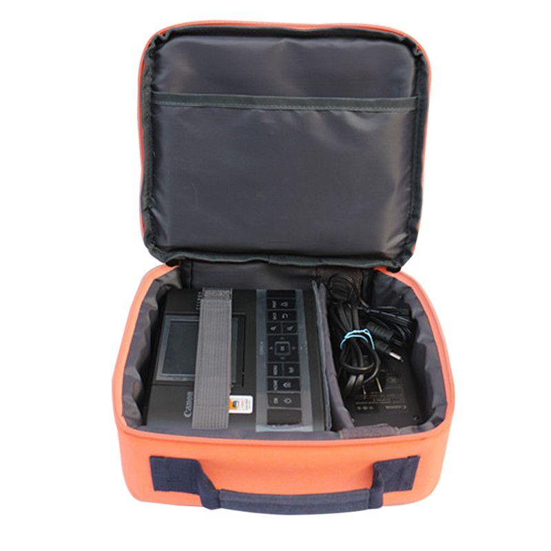 Portátil Pacote de Viagem Caso Saco Inteligente Impressora Foto Do Telefone Saco de Armazenamento Caso Protetor para Canon selphy CP900 / 910/1200/1300