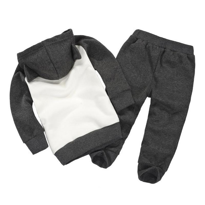 ab520393ad8d5 2019 Children Clothing Sets Spring Autumn Baby Boys Girls Clothing Sets  Fashion Hoodie+Pants Suits 2018 1 6 Years Kids Clothes From Iyoshang,  $11.86   ...