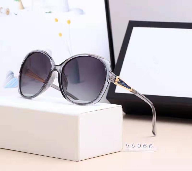 2020 En çok satan moda büyük çerçeve güneş 5506 ambalaj ile tam set Spor Güneş gözlüğü kadın güneş gözlüğü yüksek kaliteli 4 renk gözlük