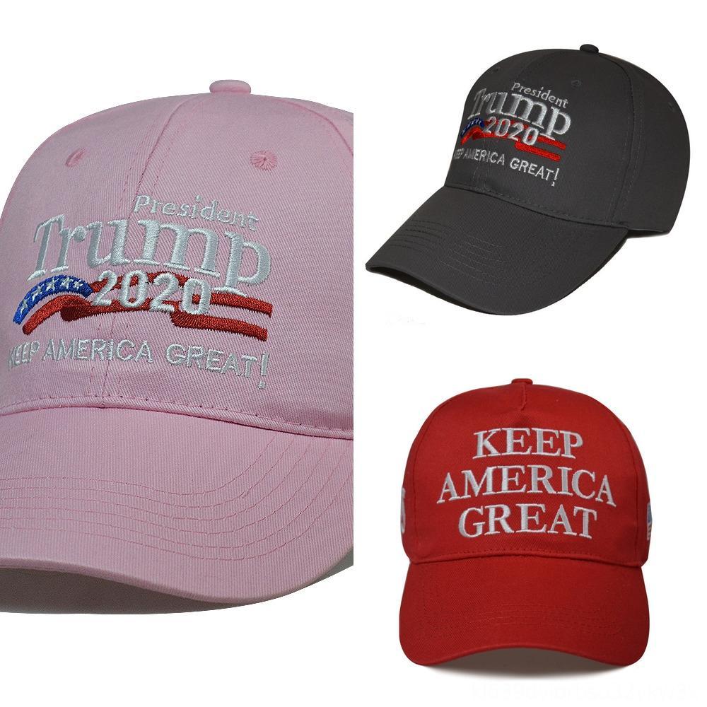 yBuo0 New 2020 Trump Baseball Cap summer adjustable Sponge net caps 2020 sports election trump hat colorful trump snapback Presidential caps