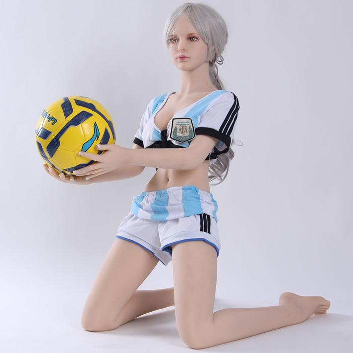 Hot selling 145cm loli sex doll lifelike sex toys for men real flat chest love doll for man sex