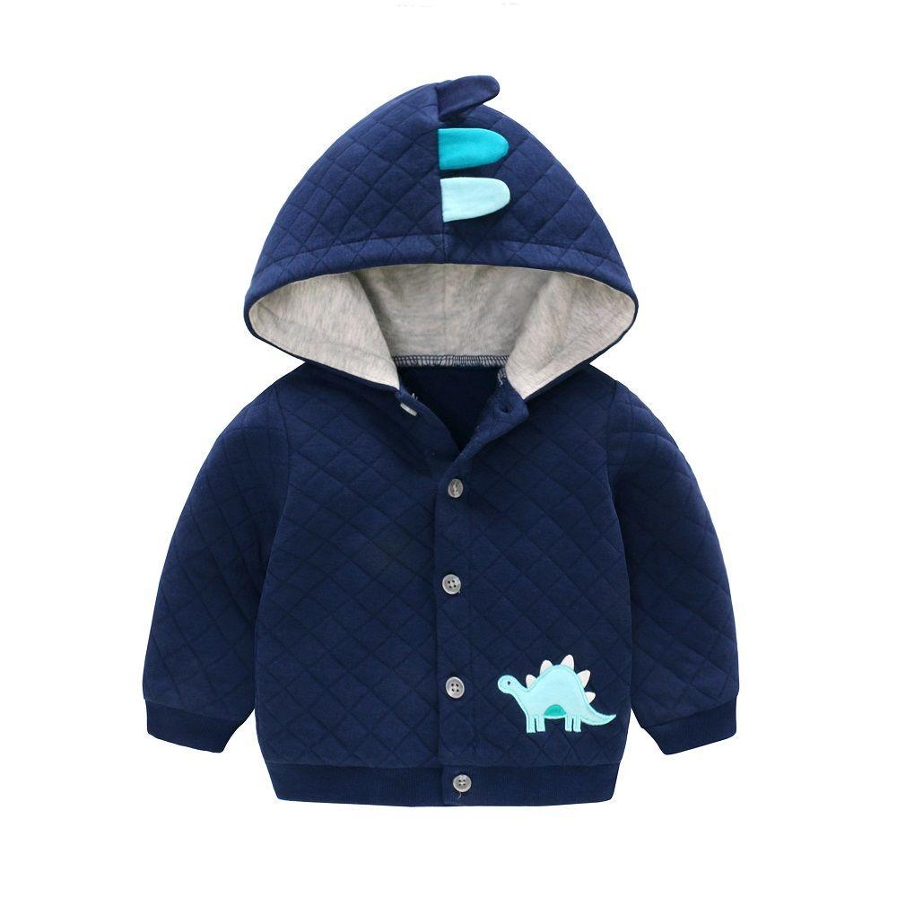 Bebek Erkek Bebek Ceketler Çocuk Dış Giyim Qute Ejderha Nakış İlkbahar Sonbahar Ceketler Çocuk Giyim Maliyet Bebek giyim