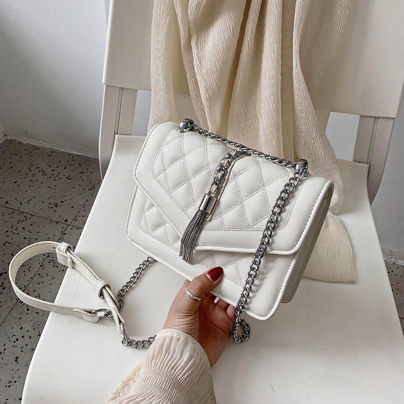 Frauen Handtaschen für 2020 Taschen Quaste Abend Crossbody Bags Kupplungsbeutel Handtaschen Schulter Messenger Frauen Gfwva Skxcu