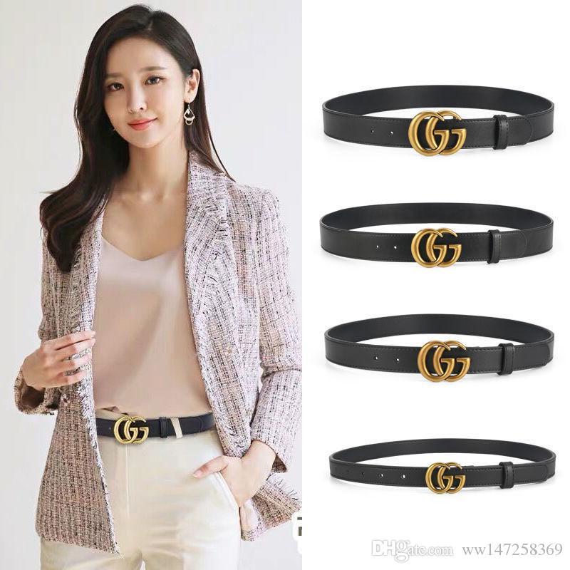 2020 nuevo macho marea lujo de cinturón de mujeres en general, los jóvenes que para los accesorios de moda, comodín contratada, garantía de calidad, compran 95 CM1