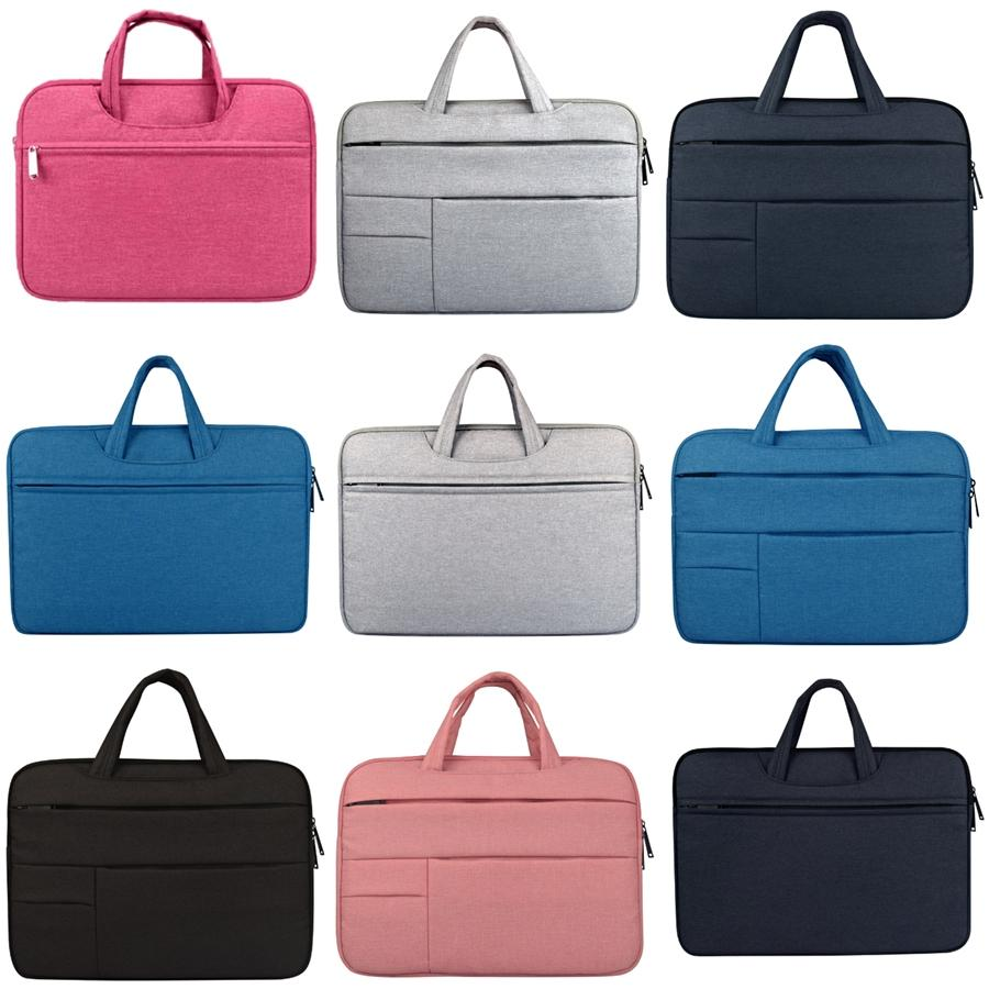 "Computer Sleeve Laptop Bag Soft Case er Bolsa Notebook Bag Sleeve Bag 12"" 13"" 14"" 15"" 15.6"" Inner # 425"