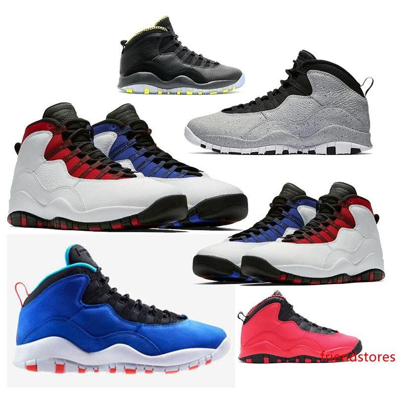 Récemment Listed Tinker 10 chaussures de basket-ball Westbrook bleu royal Classe 2006 Ciment Ultramarine Refroidir chaussures gris Oregon sports Canards 40-47