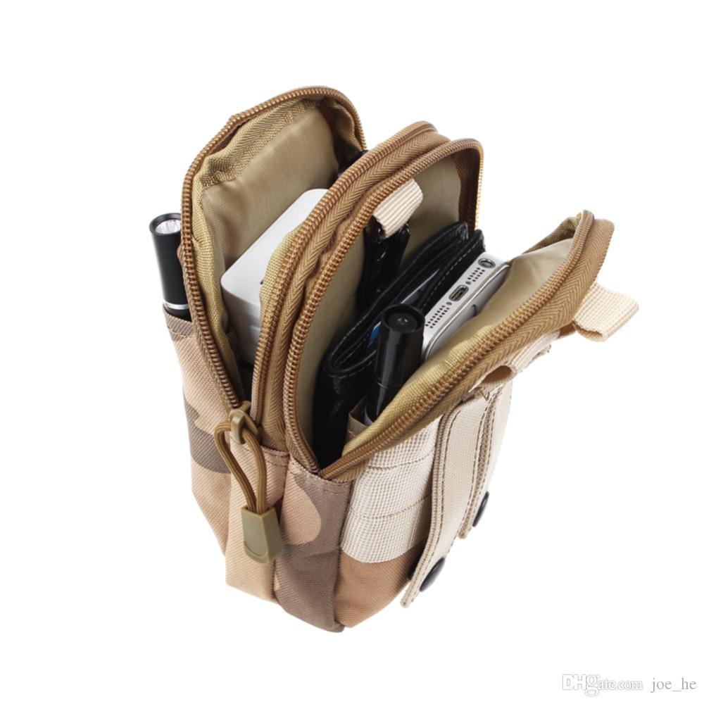 Дизайнер Molle хип многофункциональные сумки открытый кемпинг альпинизм сумка Спорт поясной ремень кошелек работает сумка кошелек телефон чехол горячая Оптовая продажа