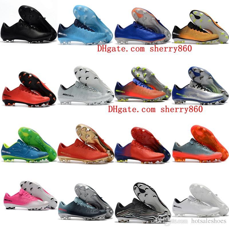2019 оригинальные футбольные бутсы Mercurial VaporX XI botas de futbol Low Mercurial мужские футбольные бутсы дешевые футбольные бутсы Ronalro neymar boots