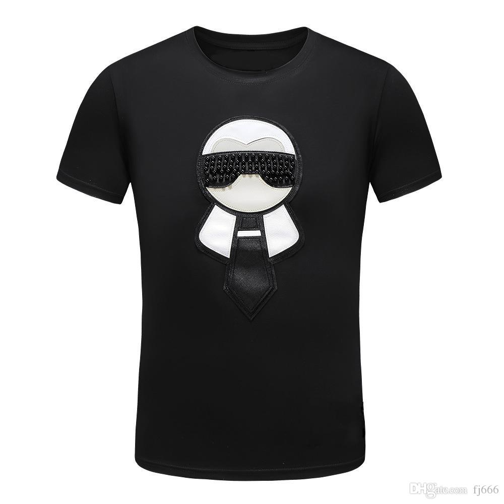 Nouveauté Mode T-shirts pour hommes T-shirts Streetwear T-shirt décontracté Hommes Femmes T-shirts manches courtes T-shirt shirt