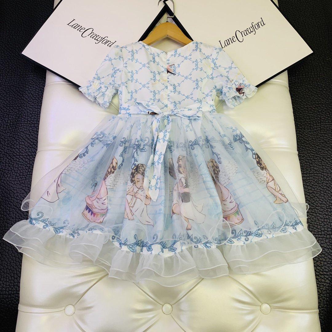 Vestidos de diseño para bebés vestidos vestidos de la muchacha del bebé del envío preferido por mayor la mejor venta caliente gratis MUNO clásico magnífico