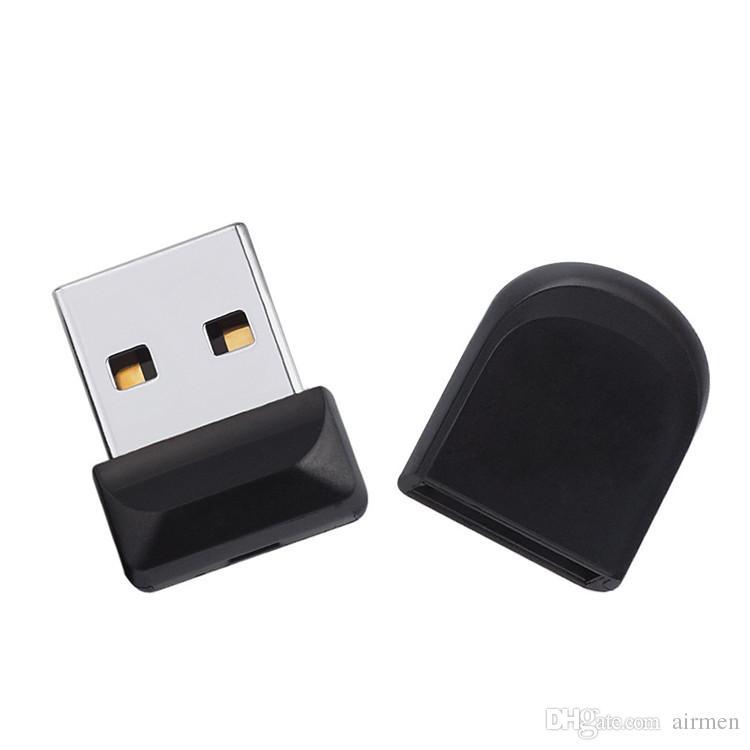 Alta calidad Capacidad completa 4GB 8GB 16GB 2GB 1GB Impermeable Super Mini Tiny USB 2.0 Flash Memory Stick Pen Drive Disco Pulgar