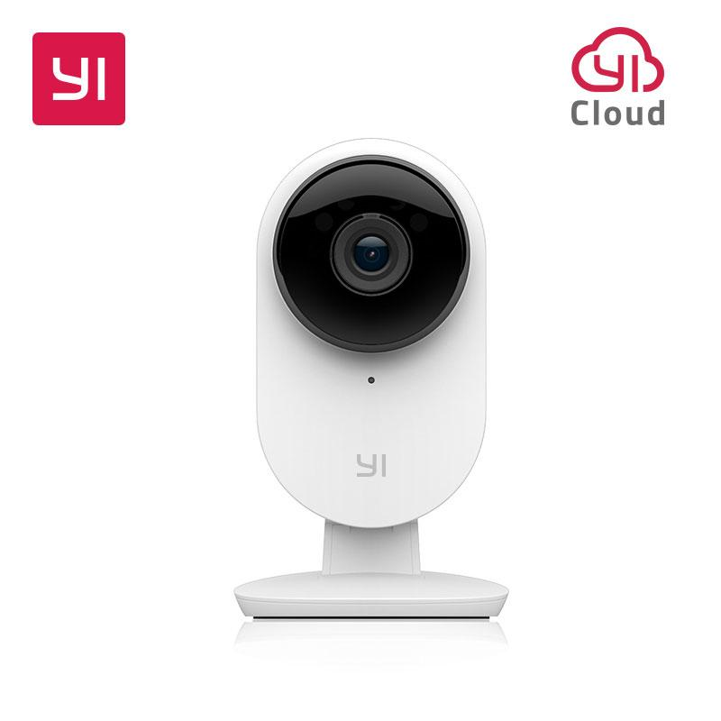 YI Hauptkamera 2 1080P FHD Smart Camera Home Security Wireless-CCTV-Nocken-Nachtsicht-EU Ausgabe Android YI Wolke verfügbar