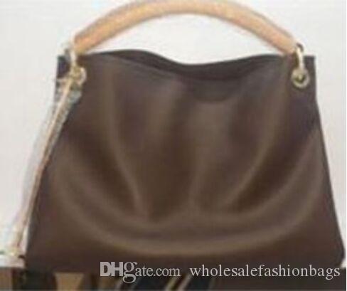 Üst Kalite gösterişli çantalar Favori Avrupa ve Amerikan Kadınlar hakiki deri hobo Çanta Tote çanta y288