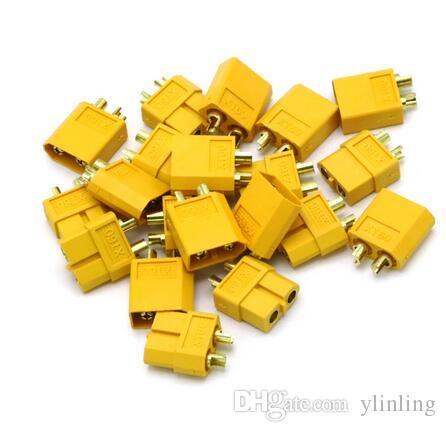 XT60 XT60 Conectores hembra-varón de bala enchufes para RC Lipo batería Dropship venta al por mayor