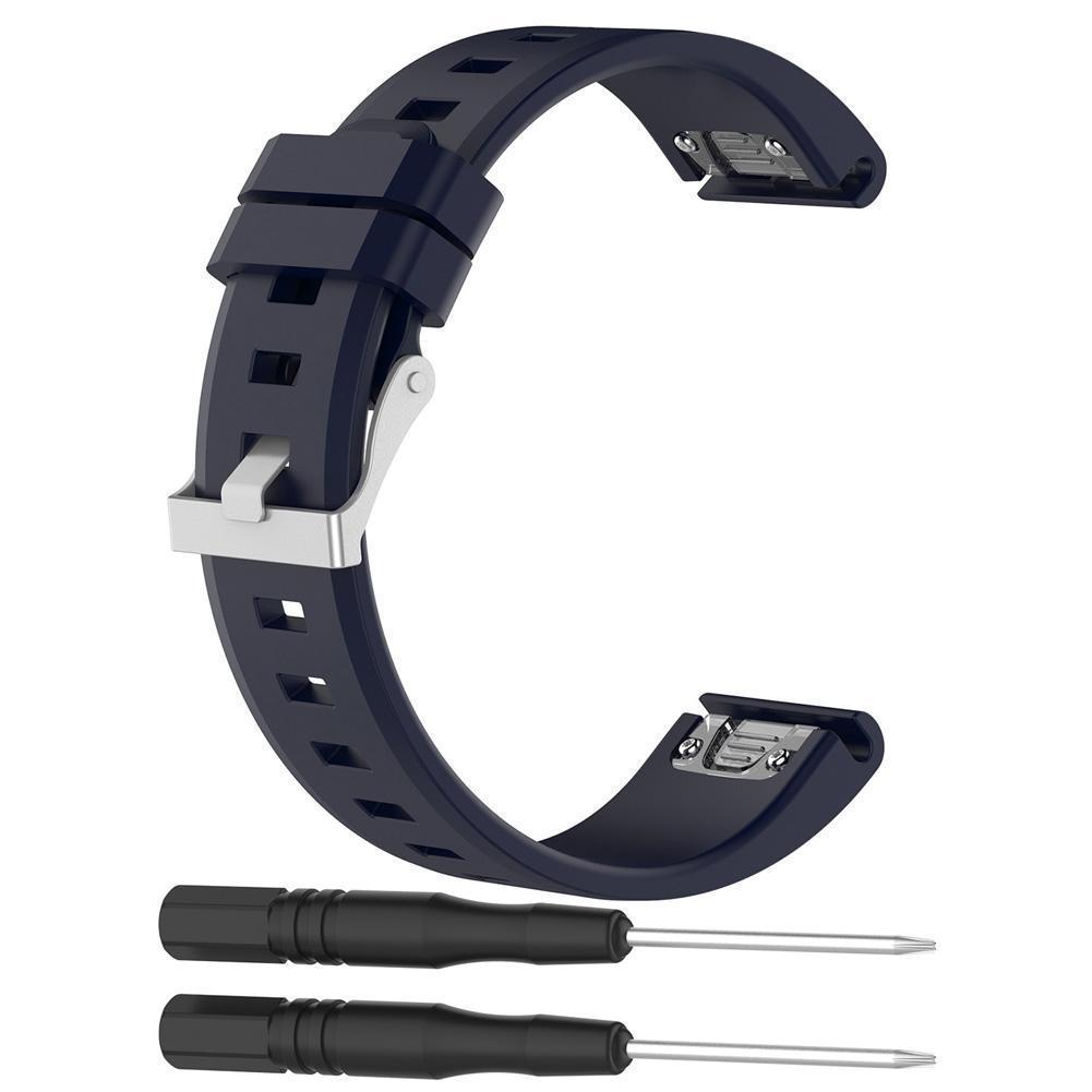Garmin Fenix 5/935 Akıllı İzle Askı 9 10 Renkler Yumuşak Silikon Kayış Watchband Değiştirme