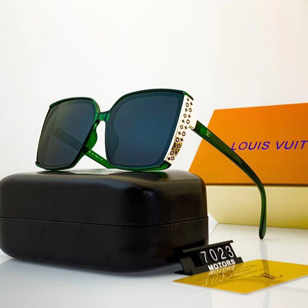 Nova polaroid óculos de sol clássicos para senhoras 2020, high-end atmosféricas óculos de sol polarizados,