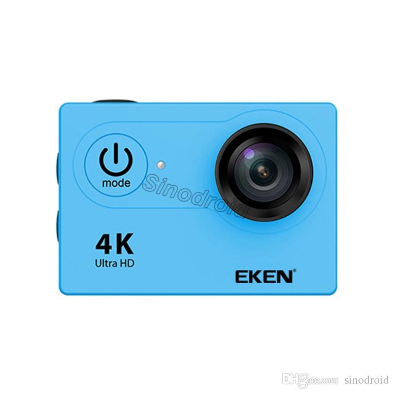 Original Eken H9R mit Fernbedienung 4K Ultra HD WIFI 1080P 2-Zoll LCD 170 Weitwinkelobjektiv EIS Wasserdichte Sport-Videokamera