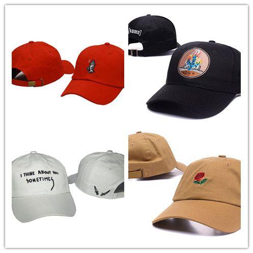 2019 American Men drake 6 caps dio berretti da baseball registrabili Maestro Zhang ricamo drake woes ovo snapbacks cappelli cappello di sport di prezzi a buon mercato