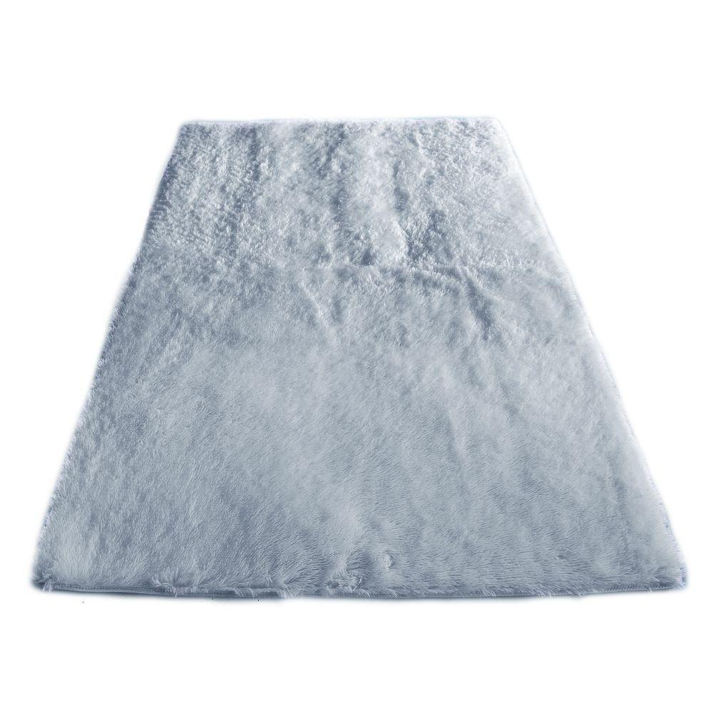 Rectangular Sofa Bedside Carpet Anti-slip Floor Mat