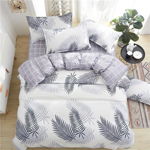 3D Printing Four Piece Suit Bedding Sets Oversize Luxury Duvet Covers Fashion Print Quilt Cover For Decorations High Quality free shipping