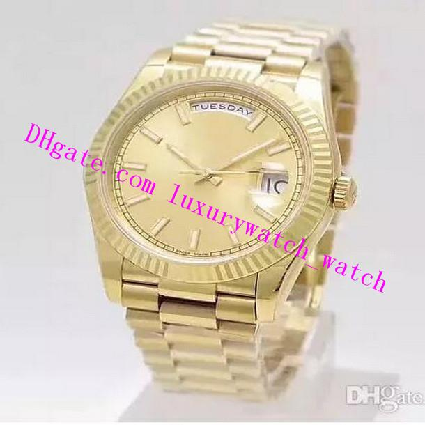 4 Style Luxury Best Quality Watch Factory 41mm Men Roman Dial 228235 Rose Gold CAL.3255 Movement Swiss Automatic Fashion Mens Watch