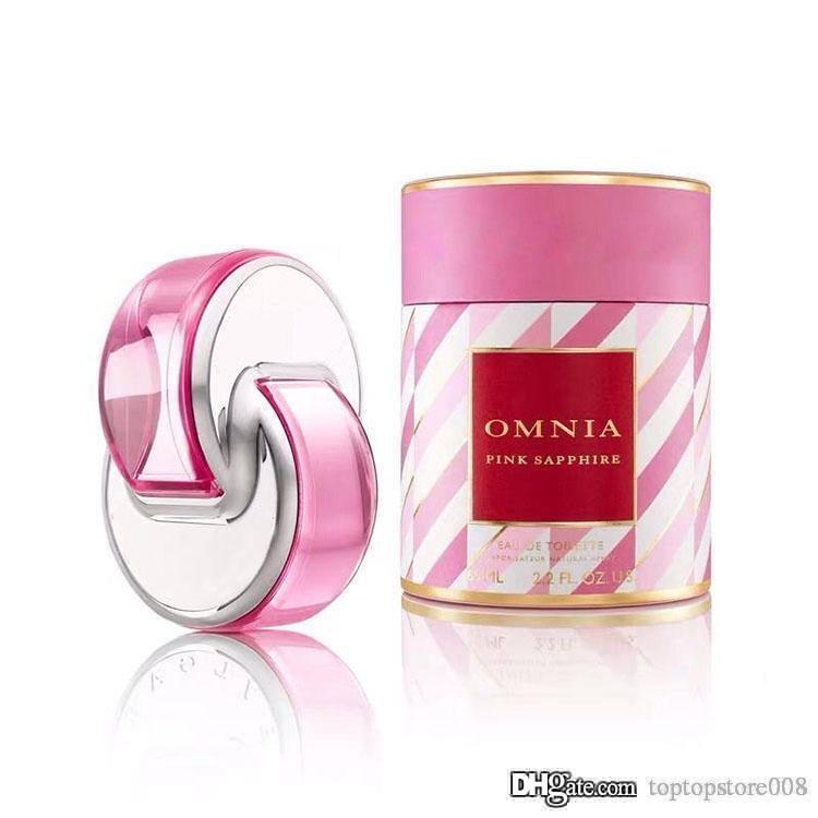 Burgari Woman Perfume Crystal Color Limited Series Pink Crystal Eau de Toilette 65ml high quality and fast free delivery