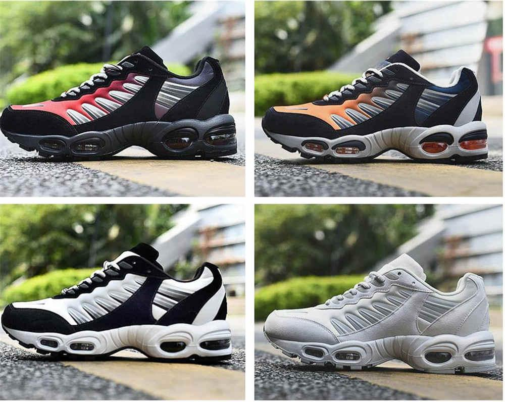 Zeytin Nike Shoes Gümüş ise metalik 5-12 requin Siyah Beyaz Spor Şok Sneakers Men tn 2020 TN 5 Artı Koşu Ayakkabı Klasik Açık Run Ayakkabı