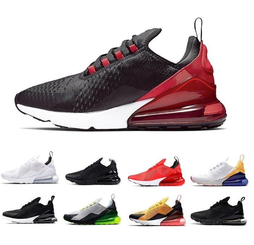 2020 Mensentwerfer Schuhe Männer Frauen beiläufige Luftkissen schwarze Tiger olives Kleid Mahagoni chaussures outdoor zapatos Turnschuhe Schuhe us5.5-11