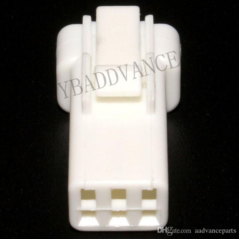 JST 2.0mm Pitch Electrical Female Housing Terminal Block 3 Pin Auto Connector JST-03R-JWPF-VSLE
