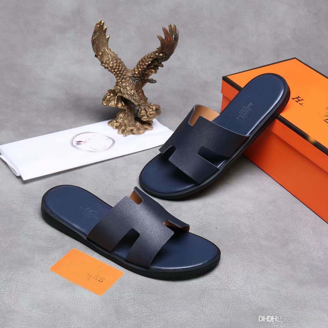 19SS Top Hommes Femmes Sandales imprimé serpent Chaussures de Luxe Luxe Toboggan Summer Fashion large Sandales plates Slipper avec la boîte sac à poussière