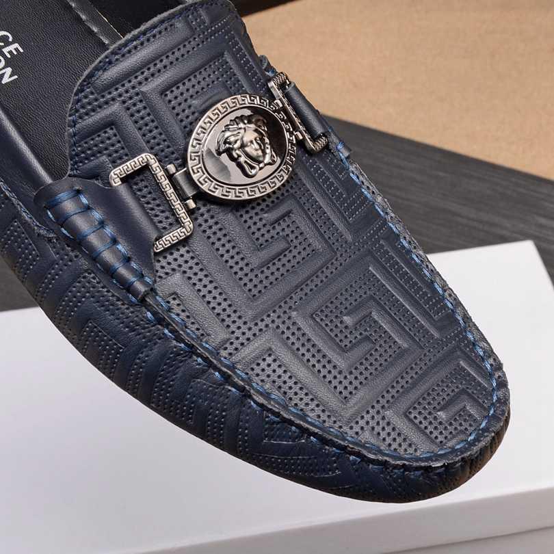Corée vente plat 2020 respirante Hommes meilleures chaussures en cuir Doug Casual