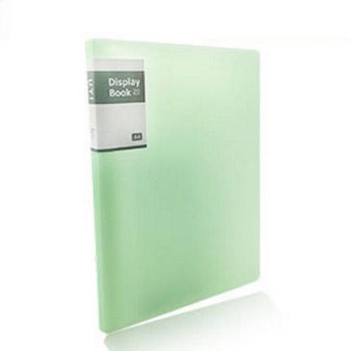 40 صفحات متعدد الطبقات A4 مجلد ملف إدراج كتب أوراق فضفاضة ملونة طالب مجلدات الموسيقى دفتر البيانات
