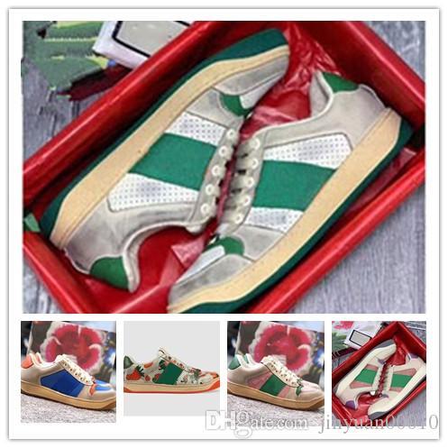 Erkekler Ayakkabı Hafif Lüks Siyah Yumuşak Adam Flock Düz Sneaker Siyah brownMale Moda Düğün Ayakkabı Boyutu 2020 Yeni Casual Kayma 34-44 0b15