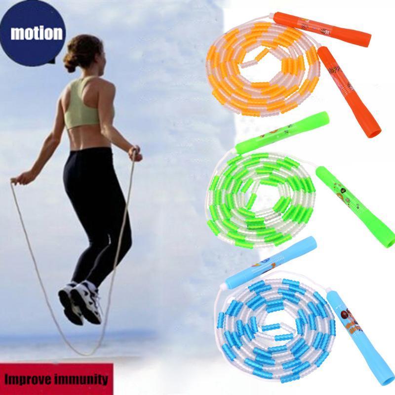 Multi Jump Rope Perdi Workout attrezzature Peso Fitness Esercizio figli adulti Saltare Jumping Rope Springtouw Comba Crossfit