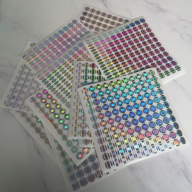 3D الكوكيز كاليفورنيا ملصقات الهولوغرام فقط ملصقات قبول تخصيص 3D ثلاثية الأبعاد ملصقا الكوكيز 3D ثلاثية الأبعاد ملصقات