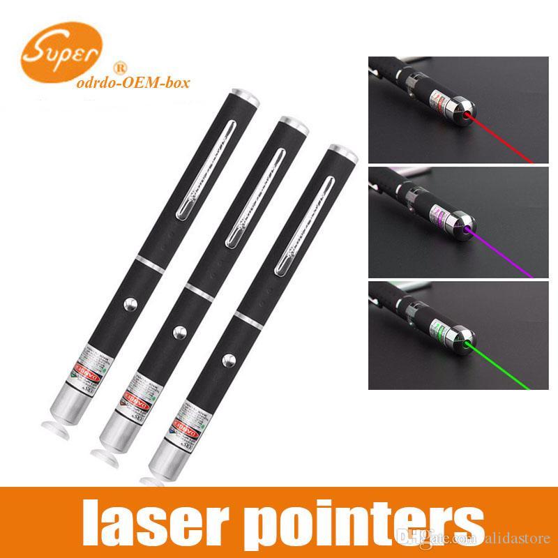 Hunting Light 532 NM 5mw Green Laser Sight Laser Pointer High Powerful Device Adjustable Focus Lazer laser Pen Head Burning