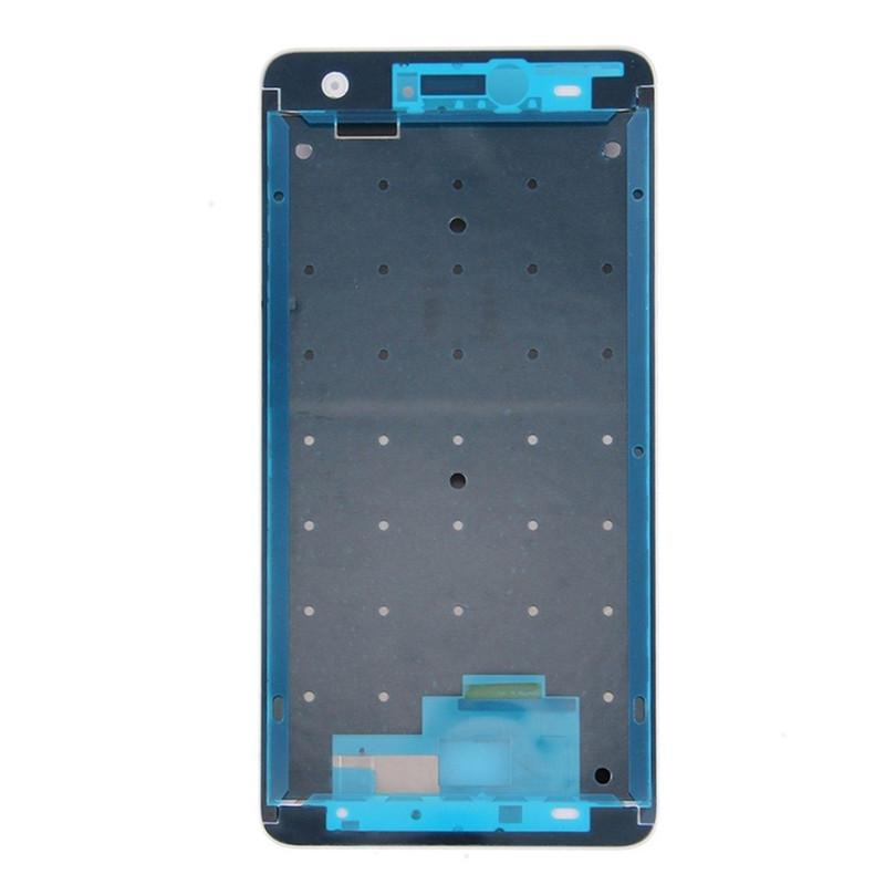 For Xiaomi Redmi Note 4X LCD Housing Plate Frame Bezel Housing Cover Front A Frame Board Middle frame Repair Black/White