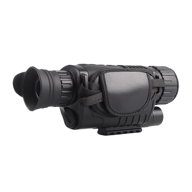 WG540 5x40 الأشعة تحت الحمراء للرؤية الليلية نطاق NV540 HD رؤية رقمية البصريات الصيد احادي العين نطاق البندقية