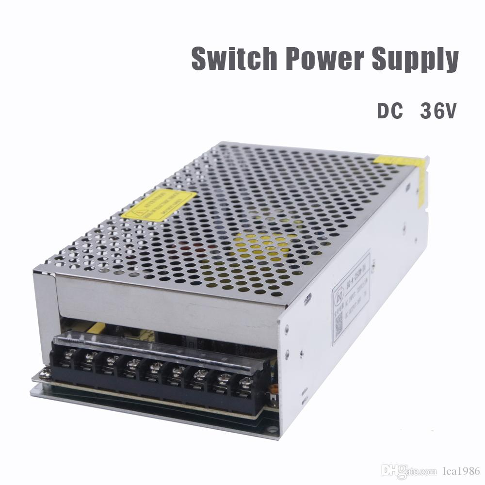 Will Fan 36V Switch Power Supply For Co2 Laser Cutter Machine 57 Step Motor And Driver DC36V 250w 7A