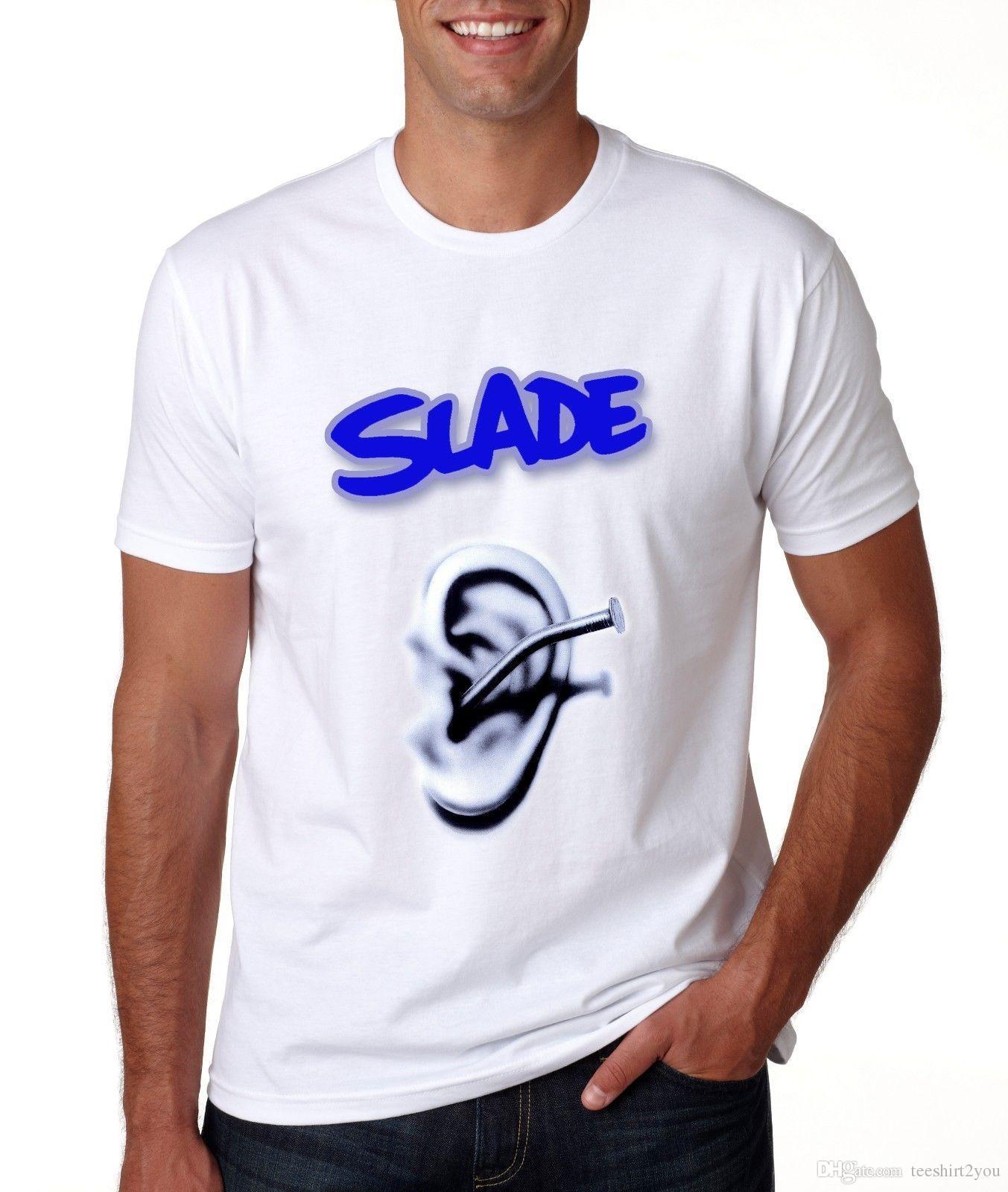 SLADE TILL DEAF DO US PART SHIRT