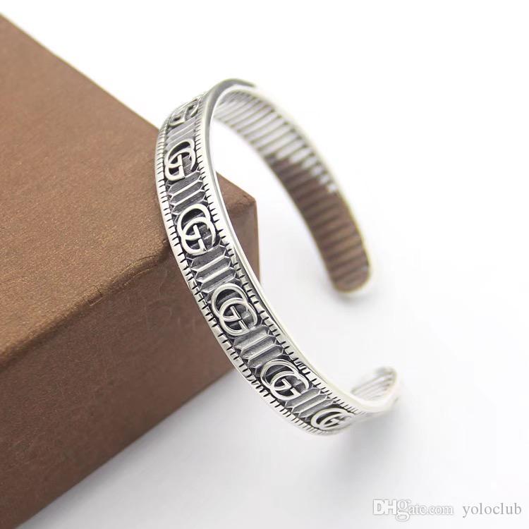 연인 낭만적 인 선물 무료 배송 새로운 도착 팔찌 스테인레스 스틸 아름다운 보석
